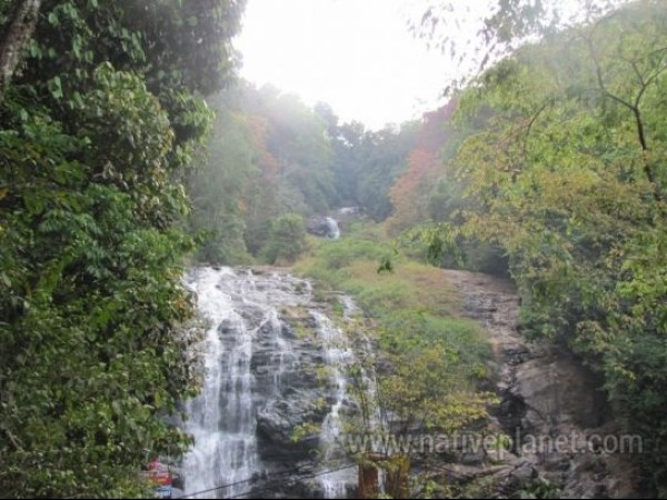 Coorg photos, Abbey Falls