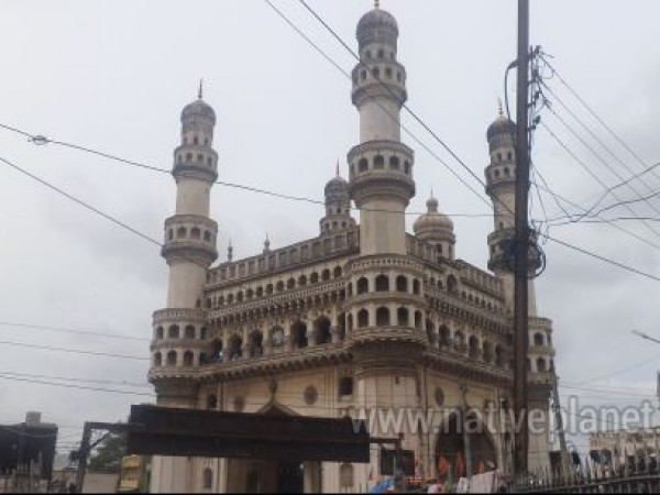 Hyderabad photos, Charminar - A View