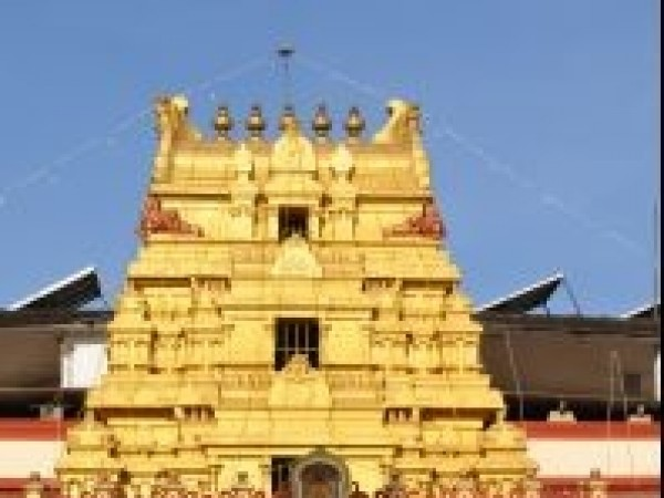 Sringeri photos, Sarada Temple