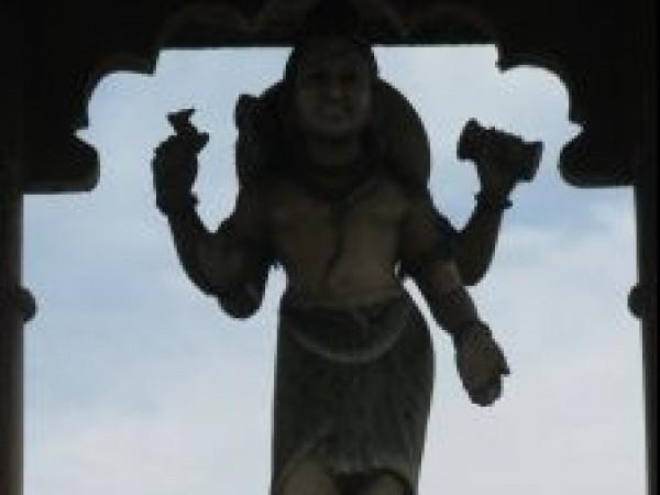 Dharmasthala photos, Dharmasthala Temple - Idol