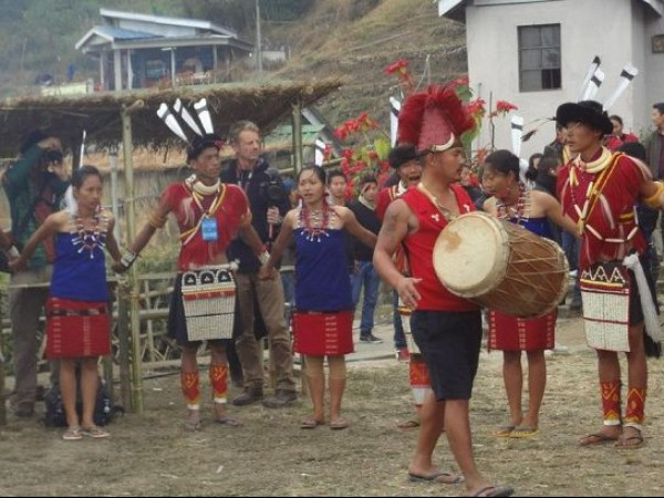 Kohima photos, Hornbill Festival - Festivities