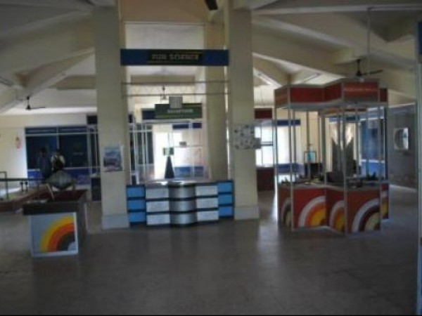 Dimapur photos, Nagaland Science Centre -  Interiors of Science Centre