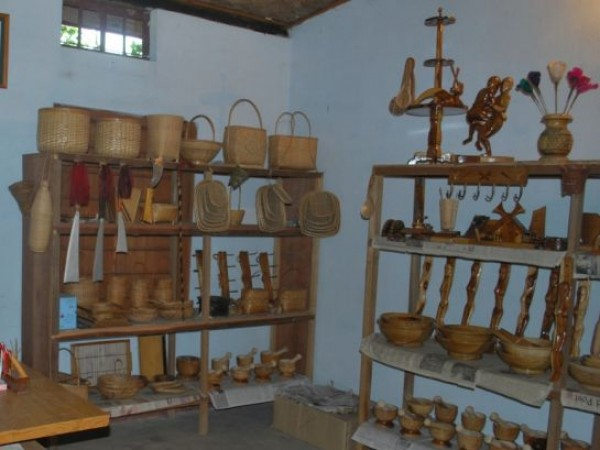 Dimapur photos, Diezephe Craft Village - A scene