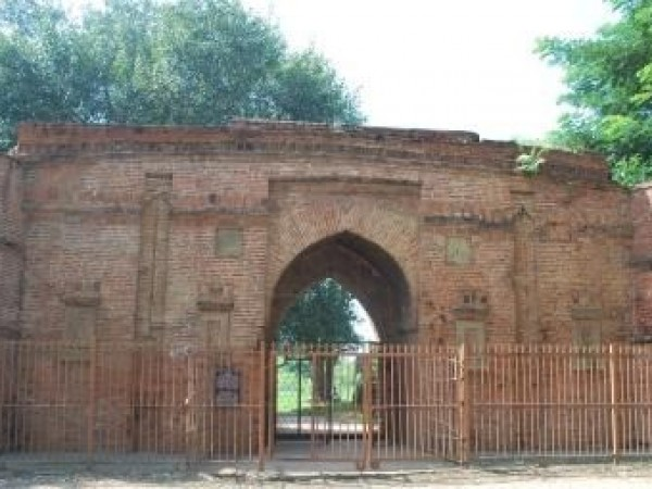 Dimapur photos, Kachari Ruins - Entrance