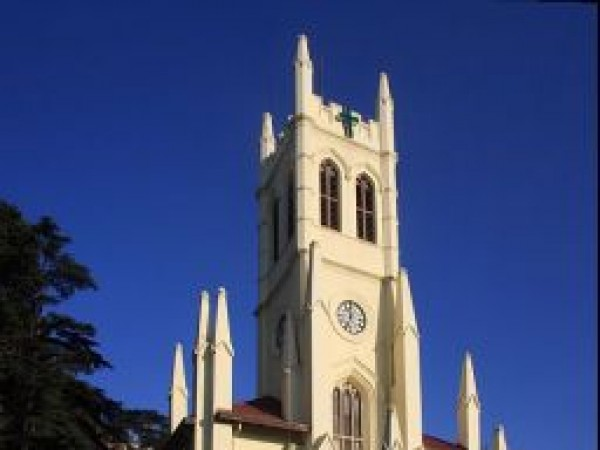 Shimla photos, Christ Church - Christ Church