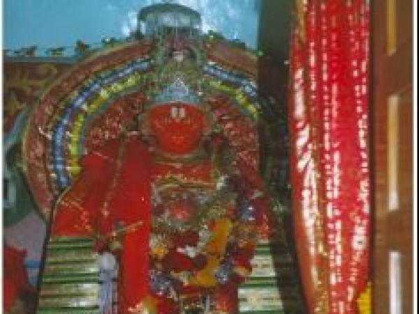 Shimla photos, Sankat Mochan Temple - Idol of Hanumanji