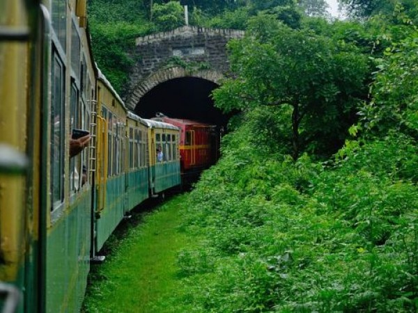 Shimla photos, Toy Train Ride - Toy Train Ride