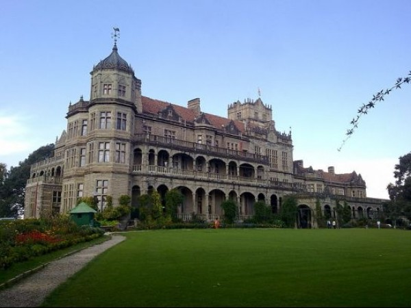 Shimla photos, Viceregal Lodge & Botanical Gardens - An alluring view