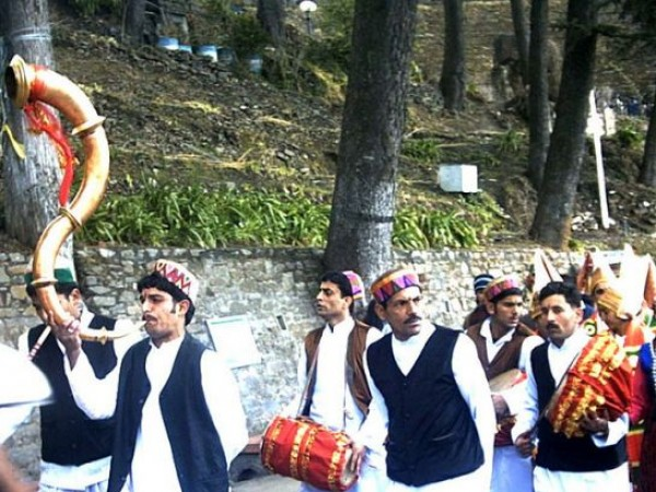 Shimla photos, Folk