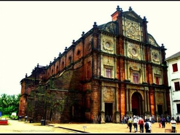 Goa photos, Basilica of Bom Jesus - Basilica of Bom Jesus