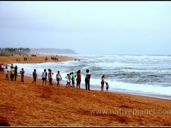 Goa photos, Calangute Beach - Beach Watch