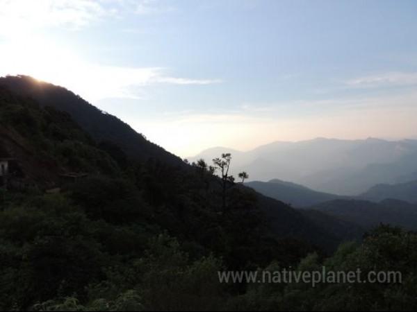 Kodachadri photos, Kodachadri - Sunset