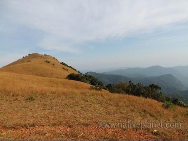 Kodachadri photos, Kodachadri - A view
