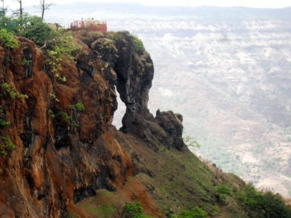 Mahabaleshwar photos, Elephant's Head Point