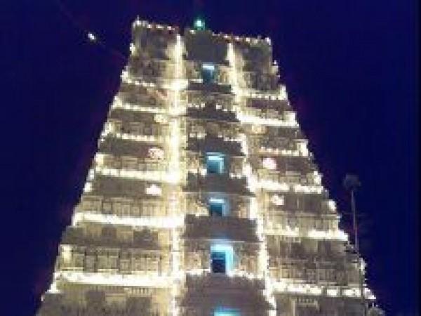 Kalahasti photos, Kalahasti Temple - Gopuram