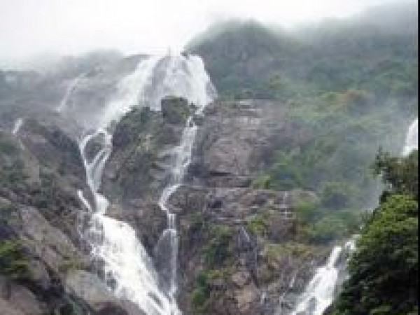 Margao Photos, Dudhsagar Waterfalls