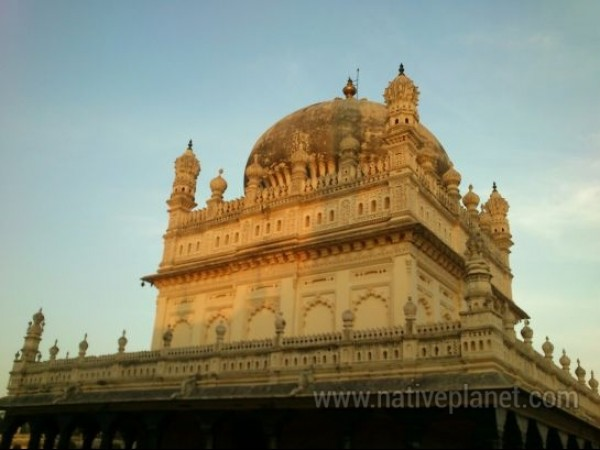Srirangapatna photos, Gumbaz - A view