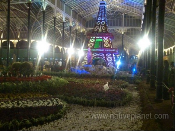 Bangalore photos, Lal Bagh - Flower show in Lal Bagh