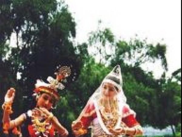 Imphal photos, Lila - Krishna-Radha Love Story