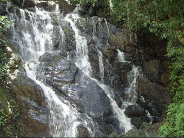 Churachandpur photos, Ngaloi Falls - Ngaloi Falls
