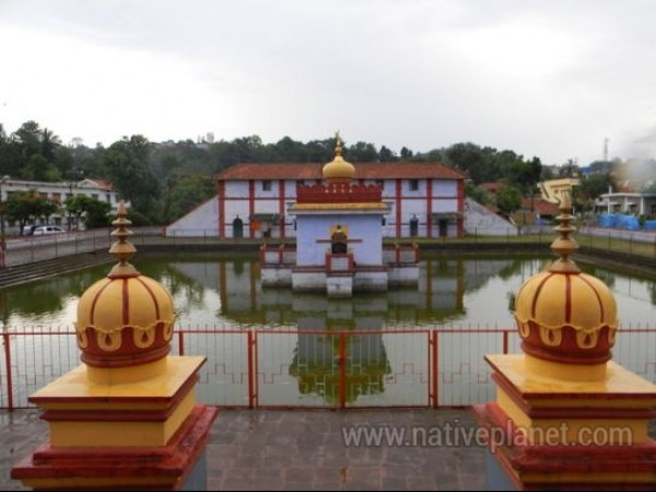 Coorg photos, Omkareshwara Temple - View of Omkareshwara temple