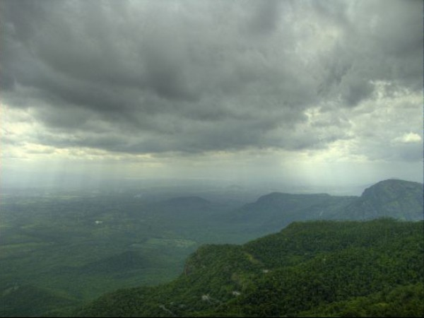 Yercaud photos, Cloudy Yercaud