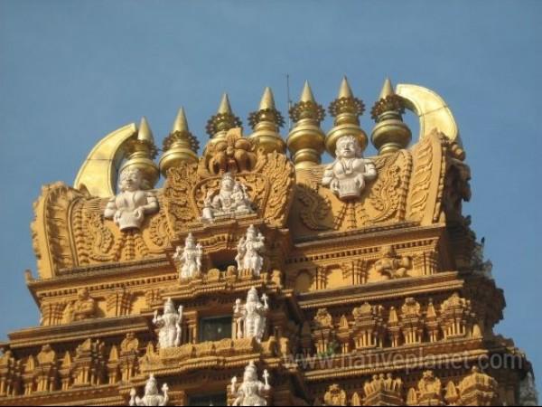Nanjangud photos, Nanjundeshwara Temple/Srikanteswara - Nanjangud temple  Gopura