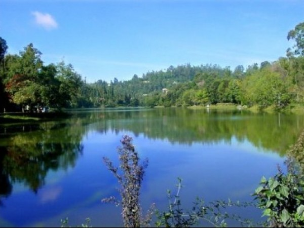 Kodaikanal Photos, Kodai Lake - A Beautiful View