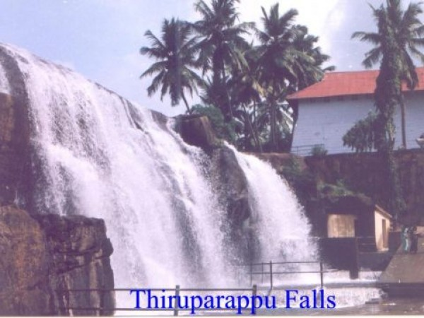 Thiruvattar photos, Thirparappu - Thirparappu falls