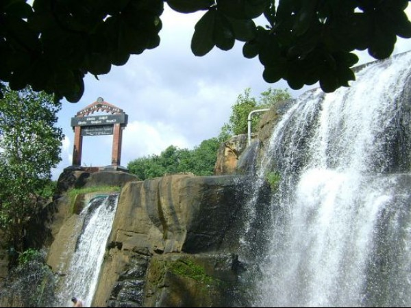 Thiruvattar photos, Thirparappu - Water falls