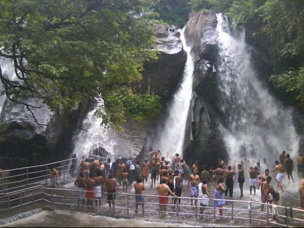 Courtallam photos, Courtallam Falls - Five Falls