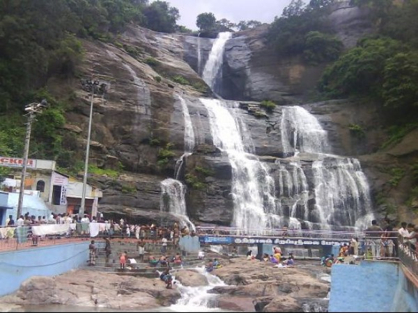 Courtallam photos, Courtallam Falls - Main Falls