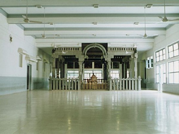 Thiruvannamalai photos, Ramana Ashram - Interiors of the Ashram