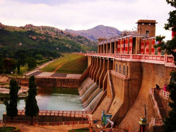Krishnagiri photos, Krishnagiri Reservoir Project (KRP Dam) - A View