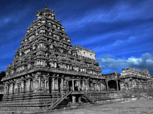 Darasuram photos, Airavatesvara temple - A Beautiful View