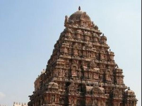 Darasuram photos, Airavatesvara temple - Gopuram