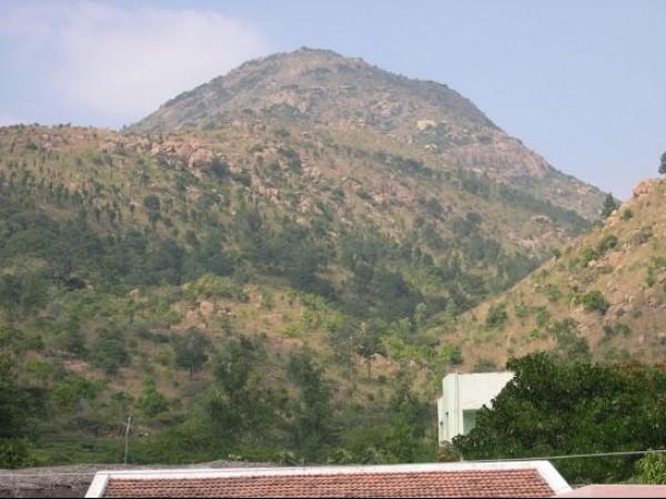 Thiruvannamalai photos, Annamalai hills - Annamalai hills