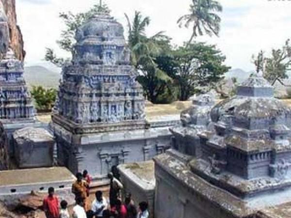 Dharmapuri photos, Theerthamalai - Theerthamalai Temple