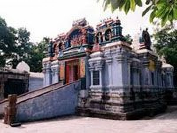 Dharmapuri photos, Kottai Kovil - A View