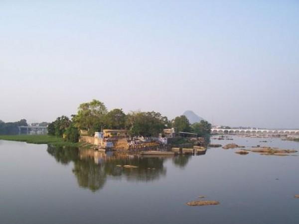 Erode photos, Bhavani - Confluence Of Kaveri And Bhavani Rivers