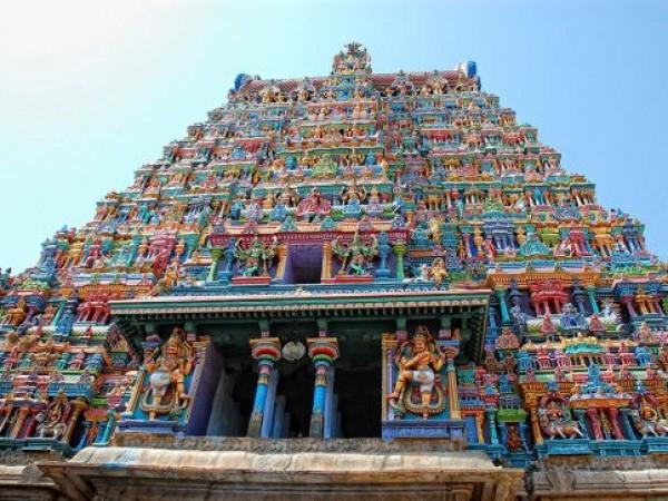 Madurai photos, Meenakshi Amman Temple - Madhurai