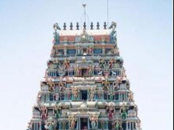 Erode photos, Pariyur Kondathu Kaliamman - Gopuram
