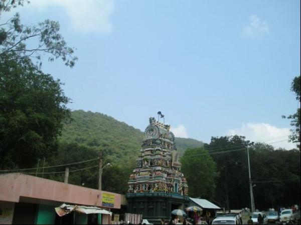 Madurai photos, Pazhamudircholai - Distant View