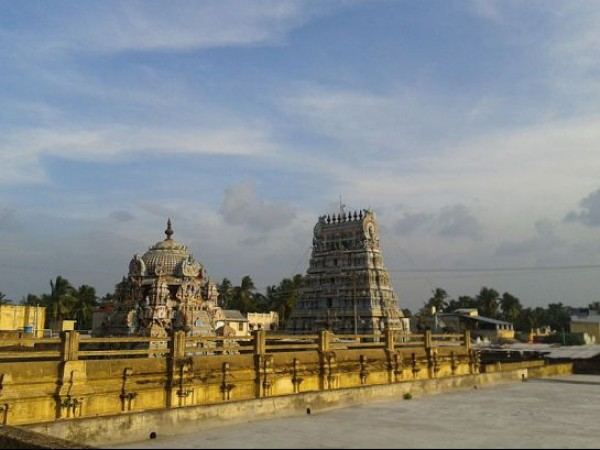 Swamimalai photos, Swaminatha swamy Temple - A view of the temple