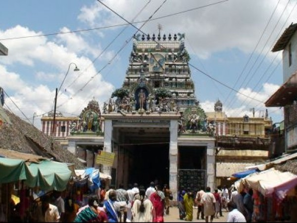 Swamimalai photos, Swaminatha swamy Temple - Entrance of the temple