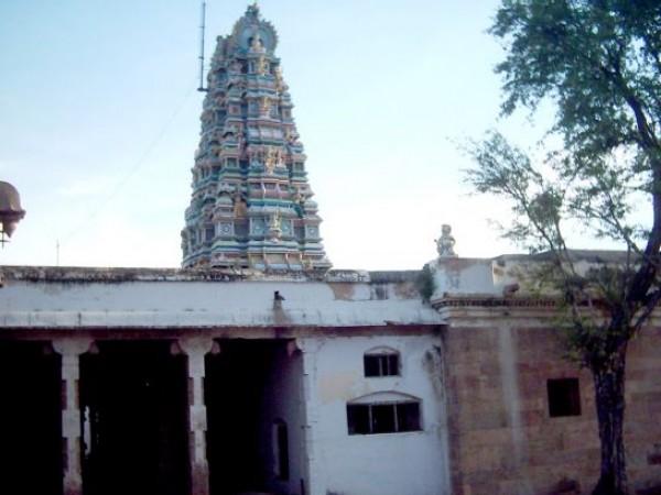 Madurai photos, Tiruchuzhi - Main Tower