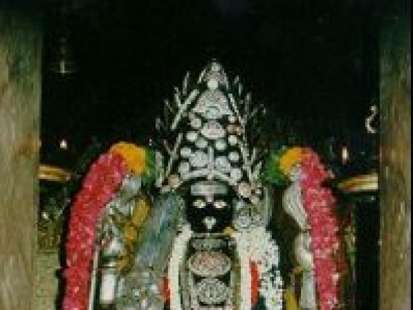 Swamimalai photos, Punnainallur Mariamman - Idol of Sri Mariamman