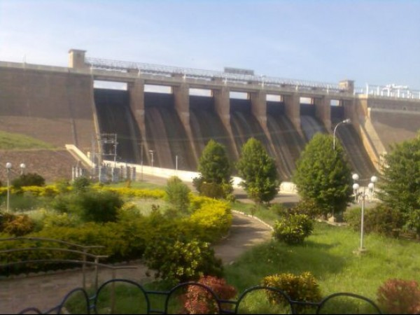 Madurai photos, Vaigai dam - Dam