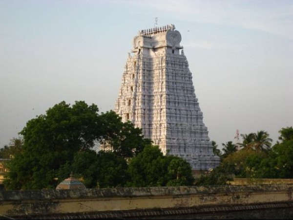 Srirangam photos, Srirangam temple - An alluring view