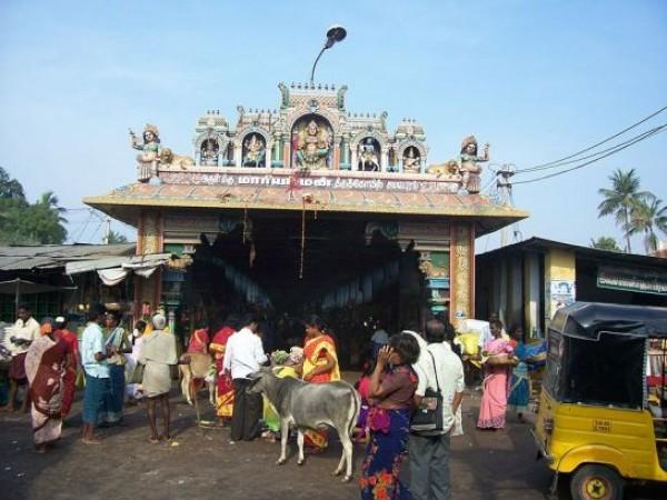 Srirangam photos, Samayapuram Maraiamman Temple - Samayapuram Mariamman Temple